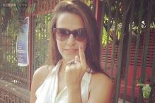 I voted, did you?: Celebrities urge Mumbaikars to vote