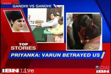 News 360: War of words between Priyanka, Varun Gandhi