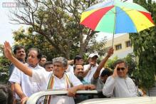 Nandan Nilekani confident of victory, thanks voters