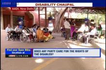 Open Mike: Does any party care for the rights of the disabled?