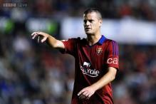 Osasuna win 2-1 at Almeria to escape drop zone