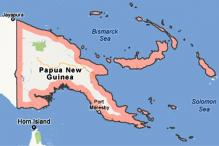7.5 magnitude earthquake strikes off Papua New Guinea