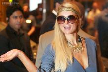 Paris Hilton wears revealing outfit for Coachella Valley Music and Arts Festival