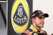 Maldonado handed grid penalty for Chinese GP