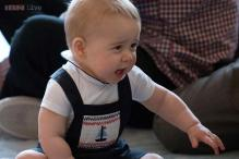 Photos: Prepare for a cuteness overload. Prince George has a play date in New Zealand with mom Kate and other kids