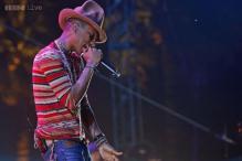Muse, Pharrell headline Coachella amid dust storm