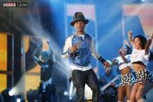 Pharrell Williams signed as coach on 'The Voice'