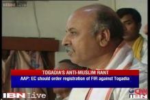 Pravin Togadia denies anti-Muslim rant, alleges political conspiracy