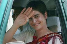 In Raebareli, Priyanka attacks Modi, raises snoopgate controversy
