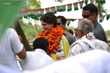 BJP's attacks on my family do not bother me, asserts Priyanka Gandhi