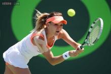 Agnieszka Radwanska gives Poland 1-0 lead over Spain in Fed Cup