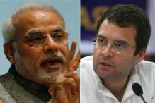 Rahul attacks 'chowkidar' Modi over 'ties' with Adani