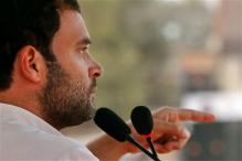 Rahul takes a dig on BJP, says Advani out, Adani in