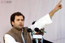 BJP ignites anger in society for political mileage: Rahul Gandhi