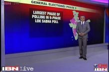 Watch: Largest phase of polling in Lok Sabha elections begins