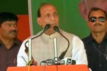 Rajnath hits out at Congress, says it's responsible for poverty in the country