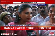 Watch: Campaign trail with actor-turned-politician Ramya