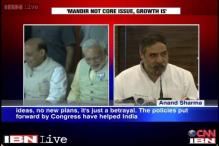 Election manifesto: BJP stole Congress's ideas, says Anand Sharma