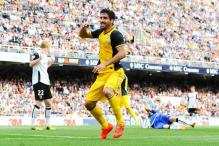 Atletico Madrid beat Valencia 1-0 to move closer to La Liga title