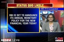 RBI set to announce annual monetary policy today, no changes likely