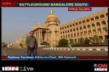Rajdeep Sardesai @ ground zero: Campaign trail in Bangalore South