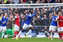 Rampaging Everton crush Arsenal to eye Champions League spot