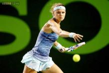 Lucie Safarova opens Fed Cup for Czechs against Sara Errani