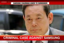 SC asks Samsung chief to surrender before a Ghaziabad court in 6 weeks