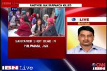 Sarpanch gunned down by terrorists in J&K ahead of phase 3 of polls