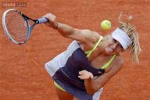 Maria Sharapova advances to Stuttgart quarter-finals