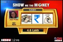 Show me the money: 5 cars, Rs 92 lakh property among Jaya Prada's assets