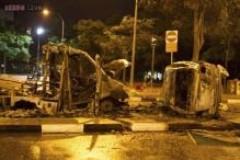 Indian national pleads guilty to Singapore rioting