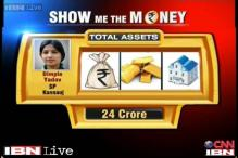 Show Me The Money: Dimple Yadav's assets valued at Rs 7.92 crore