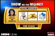 Show Me The Money: Poonam Mahajan has assets worth Rs 108 crore