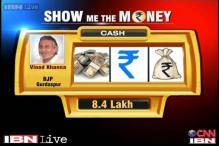 SMTM: BJP's Vinod Khanna owns assets worth Rs 67 crore