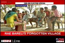 Watch: Voters in a Rae Bareli village say they've never seen Sonia