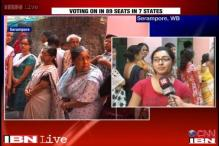 WB: Tough competition between BJP, TMC in Sreerampur