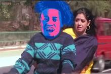 Watch: This crazy American rap video is entirely shot with Sridevi and Rishi Kapoor clips from the movie Chandni!
