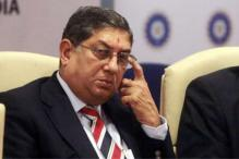 BCCI meet on IPL probe today, will Srinivasan be shown the door?