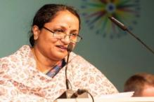 Sujatha Singh in Beijing for strategic dialogue