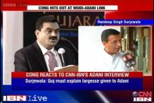 Adani made huge profits under Modi rule, asserts Surjewala