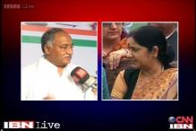 Sushma Swaraj to file her nomination from Vidisha today
