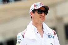 Bahrain race will be thirsty work for Adrian Sutil