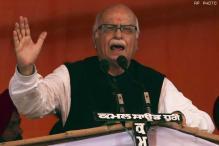 LK Advani's website hacked with pro-Pakistan's slogan