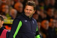Tottenham coach Tim Sherwood set to be replaced: reports