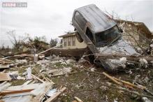 Tornadoes strike central, southern US, 12 dead