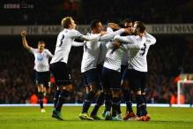 Eriksen inspires Tottenham Hotspur to 5-1 win over Sunderland