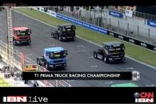 T1 Prima Truck racing championship: New chapter in Indian motorsports