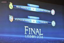 Champions League semi-final: Real Madrid face Bayern, Atletico Madrid get Chelsea