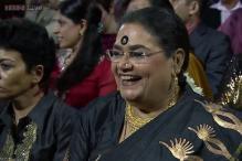 Usha Uthup sings the title track of Kangana Ranaut's 'Revolver Rani'